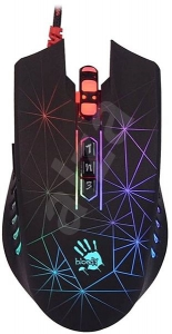 Bloody Light Strike 5K RGB Animation Gaming Mouse (Activated) - P81-A