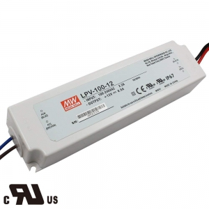 Mean Well - LED Power Supply - LPV-100- 12