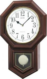 Rhythm - Sound in Place Wall Clocks - CMJ501FR06
