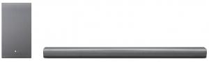 LG SJ5 High-Resolution Audio Sound Bar