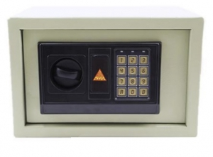 AUTOGEAR - Digital Safe Box With Keypad - ( Size Big )