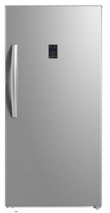 Midea 772 Litres Upright Freezer And Refrigerator - Silver - HS-772FWE(SR)