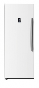 Midea 772 Litres Upright Freezer And Refrigerator - White - HS-772FWE(WL)