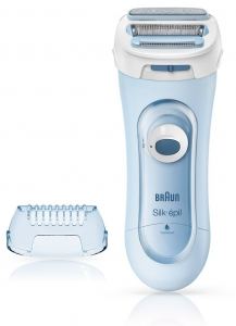 Braun Silk-épil Lady Shaver - Wet & Dry Electric Shaver for Women