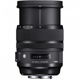 Sigma - 24-70MM F/2.8 DG OS HSM ART Lens For Canon EF
