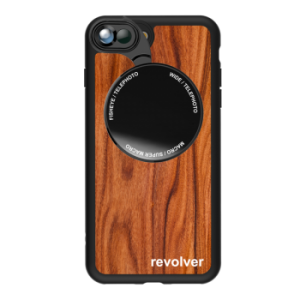 Ztylus - M4 Lens Kit for iPhone 7 / 8 - Wood Pattern