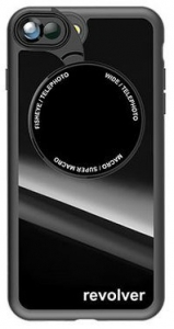 Ztylus M6 Lens Kit for iPhone X - Gloss Black