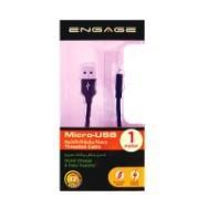 Engage Thread Micro USB Cable (Black)