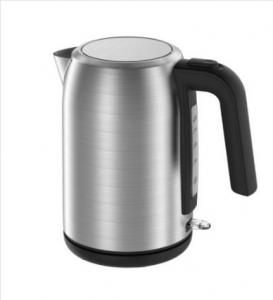 Midea - Stainless Steel Kettle - 1.7 Liter - MK-17S27D