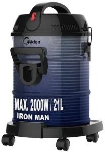 Midea Drum Vacuum Cleaner - 2000W - VTD21A1