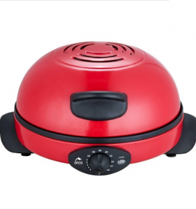 Orca Bread Maker - Red - 1800W - OR-ZS-303R
