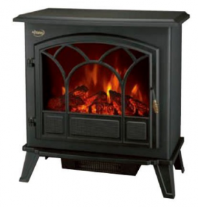 Orca Classic Fireplace Electric Heater - 1800W - ND-182M
