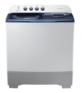Samsung Washer Twin Turbo - White  - WT15K5200MB