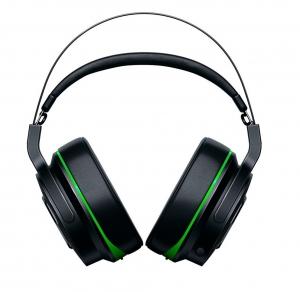Razer Thresher Wireless 7.1 Gaming Headset for Xbox One - Black/Green - RZ04-02240100-R3M1