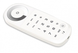 LTECH – T1 2.4GHZ RF Wireless Synchronization Remote - Compatible with T3-CV Receiving Controller and WiFi-103.
