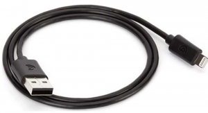 Griffin USB to Lightning Cable - 2Ft. - Black
