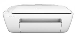 HP DeskJet 2130 All In One Printer (K7N77C) - White