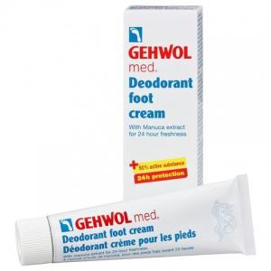 Gehwol med Deodorant Foot Cream - 20ml - 1+1