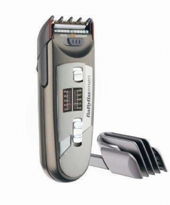 Babyliss Rechargeable Clipper Motorised Cut