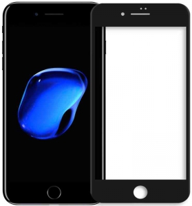 Porodo Tmepered Glass 3D for iPhone 8+