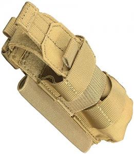 Nitecore NCP40 Tactical Holster Holder Case Belt Velcro Pouch for Nitecore Flashlight