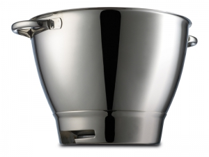 Kenwood Chef Sized Stainless Steel Bowl With Handles