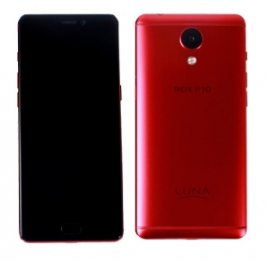 Luna Rox P10 6GB RAM 64GB Storage - Red