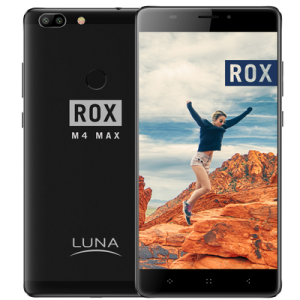 Luna Rox M4 Max - Black