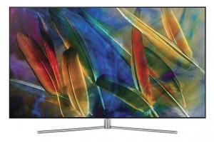 """Samsung 75"""" 4K Flat Smart QLED TV - QA75Q7F"""