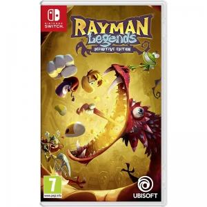 Nintendo Rayman Legends: Definitive Edition