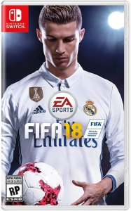 Nintendo FIFA 18 (R1)