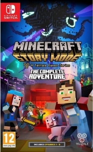 Nintendo Minecraft Story Mode: The Complete Adventure