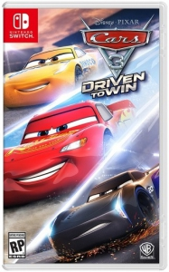 Nintendo Cars 3: Driven to Win