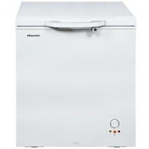 Hisense Chest Freezer 190 L 6.7 Cft - White - FC-19DD4SA