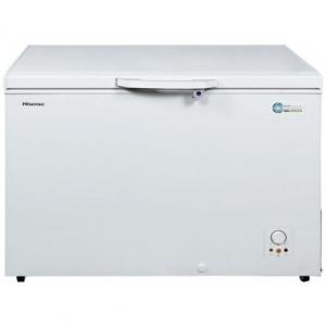 Hisense Chest Freezer 400 L 14.3 Cft - White - FC-40DD4SA