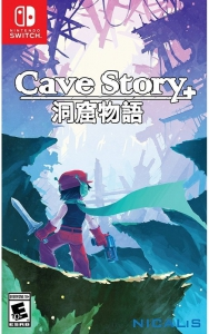 Nintendo Cave Story+ (R1)