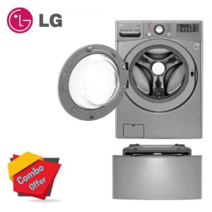 LG Washer Dryer 18/10 KG + Mini Wash 3.5 KG
