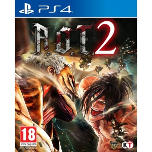 PS4 - Attack On Titan 2 (A.O.T) Wings Of Freedom Game