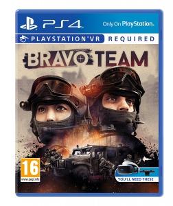 PS4 - Bravo Team PSVR