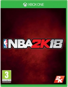 NBA 2K18 (R1) for Xbox