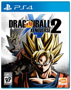 PS4 - Dragonball Xenoverse 2 - R1