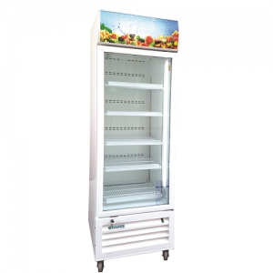 Orca Commercial Refrigerator No Frost - 400 Liters