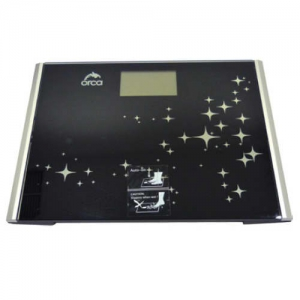 Orca Electronic Personal Scale - 200kg -  Blue