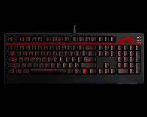 MSI GK-701 Gaming Keyboard US