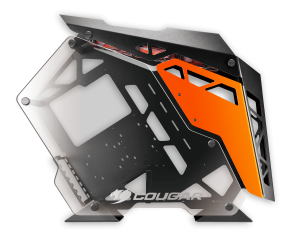 Cougar Conquer Gaming Case - Black