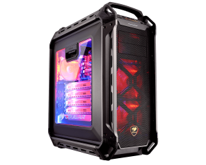 Cougar Panzer Max Black ATX Full Tower Gaming Computer Case