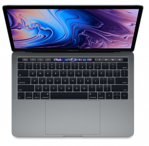 Apple 13-inch MacBook Pro Touch Bar 2.3GHz quad-core i5 8GB 256GB - Space Grey