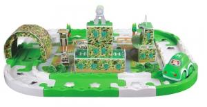 Hot Defense Base 3D Puzzle Kid Toys