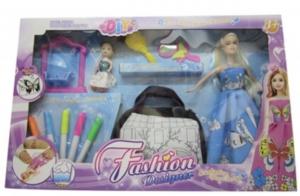 Xin Qile Toys Fashion Designer Doll