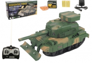 Powerful Force Super R/ C BB cannon tank
